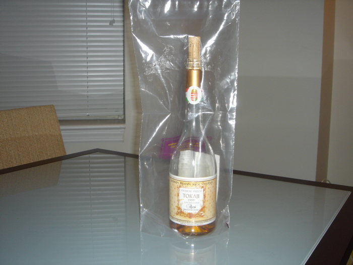 Tokaji in a bag