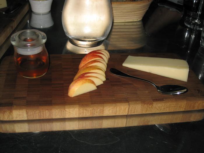 Ad Hoc cheese