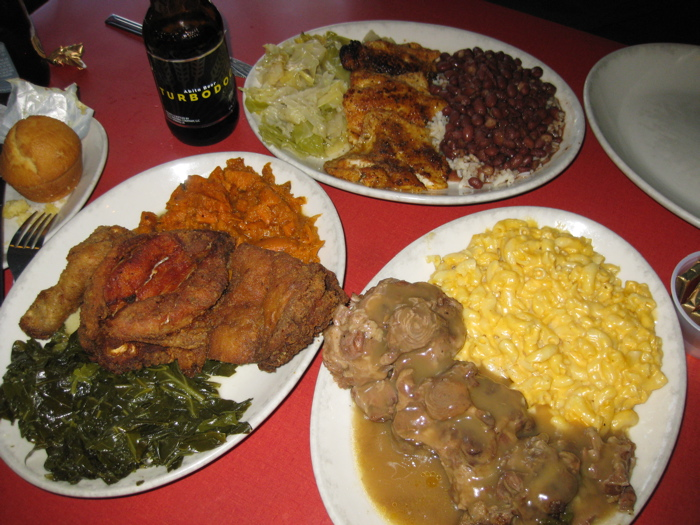 Hard Knox Cafe soul food