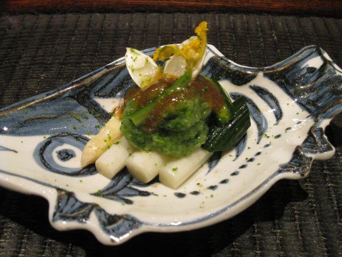 Kajitsu White Asparagus