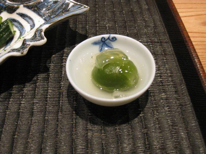 Kajitsu Green Plum