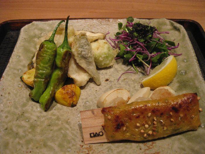 Kajitsu tempura