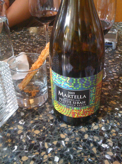 Martella Petite Sirah