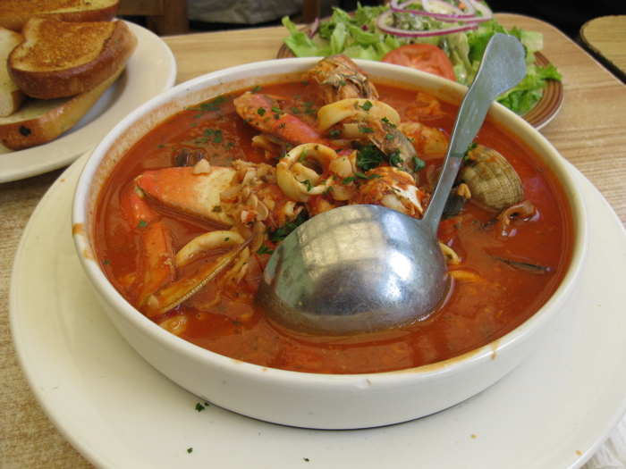 Phil's Cioppino