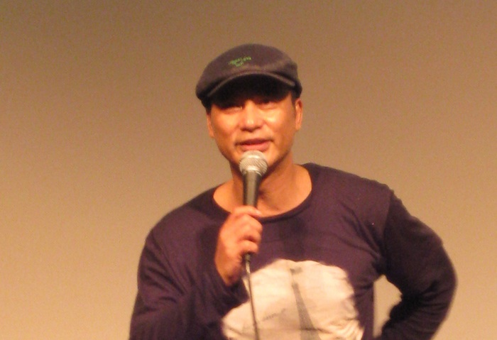 Simon Yam at the NYAFF